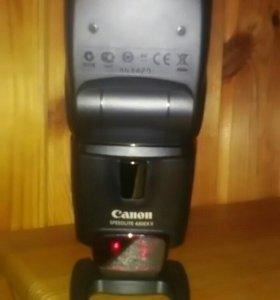 Фотовспышка Canon 430EX!!
