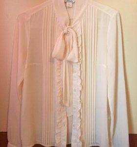 Шифоновая блузка monki