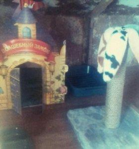 Передержка (зоогостиница) для животных