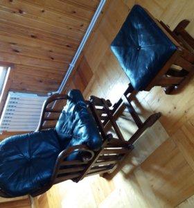 Кресло-качалка параллельного качания.