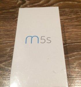 Meizu m5s Gold новый