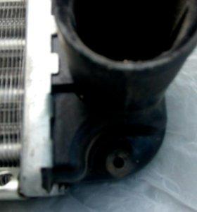 Радиатор охлаждения 2170 приора