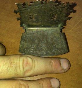 Продам ларчик из серебра 1884 год