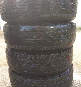 Летние шины Dunlop 215/70 R16