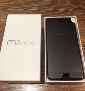 Meizu m3 note 32gb новый