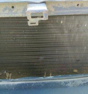 Радиатор на ВАЗ 2109
