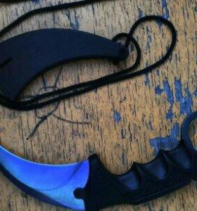 Нож Кирамбит Гридиент