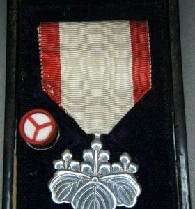 Медаль Восходящего солнца 8 степени