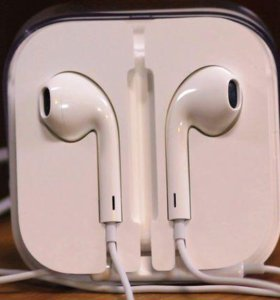 Apple EarPods на 5 айфон