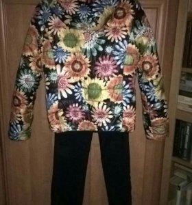 Демисезонный костюм. Куртка + штаны