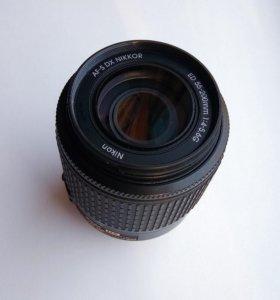 Продам объектив Nikon 55-200mm f4-5.6G AF-S DX ED,