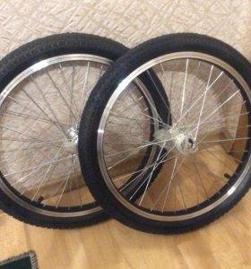 Велозапчасти: продам вместе или по отдельности