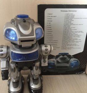 Новый робот Электрон