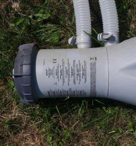 Электро фильтр для басейна.