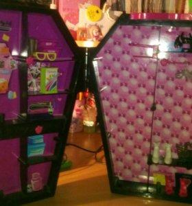 Игровой набор(play set)Monster High с аксессуарами