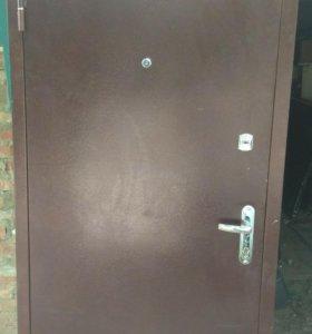 Дверь входная утепленная 86*205