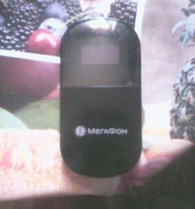 Wifi роутер МегаФон. Нужна только симка
