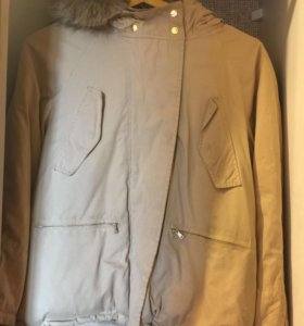 Тёплые куртки на зиму