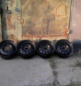 Штампованные диски R14 4*98
