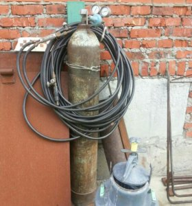 Газосварочное оборудование возможен торг