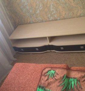 Тумба под телевизор. Два выдвижных ящика.Самовывоз