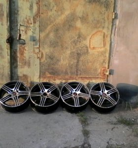 Литые диски R15 4*108
