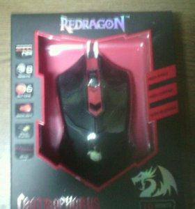 Игровая мышь redragon
