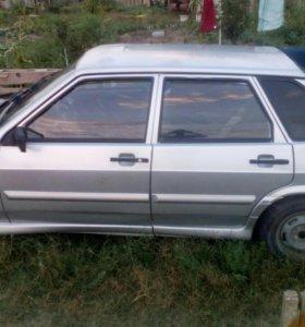 Машина 2114 ,04