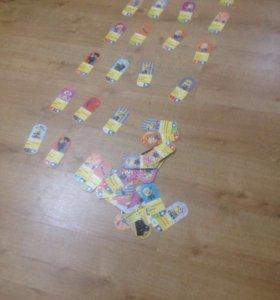 Карточки гадкий я!