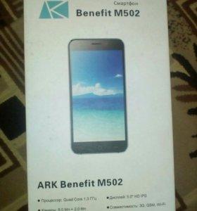 Смартфон Ark Benefit m502