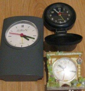 часы кварцевые сувенирные дорожные