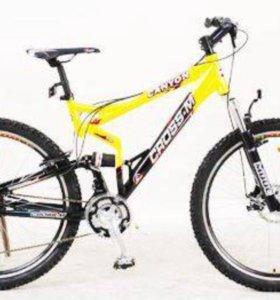 Велосипед Canyon CROSS-M