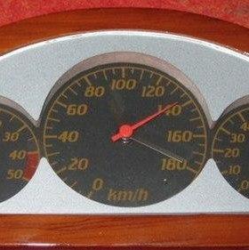 сувенирный прибор настольны часы термометр топливо