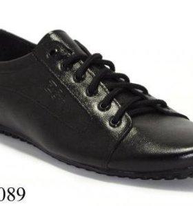 Ботинки новые натуральная кожа 44 - 44.5