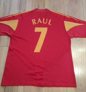 Футболка Raul Garcia, сборная Испании