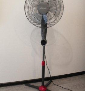 Вентилятор напольный Maxwell MW-3508 GY