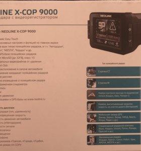 Радар с видеорегистратором (гибрид) Neoline X-COR