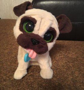Игрушка собака, щенок интерактивный
