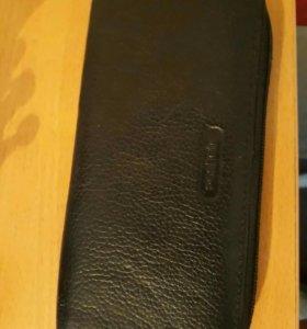Кожаный кошелек Poshete