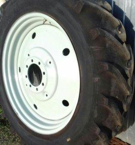 Колёса на трактор мтз