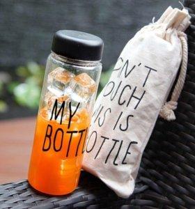 My bottle чехол