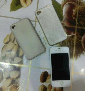 iPhone 4, 16 гб