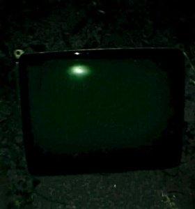 Телевизор из СССР