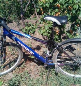 Горный велосипед forward katana 102