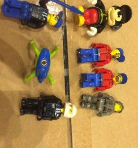 Фигурки Лего большие