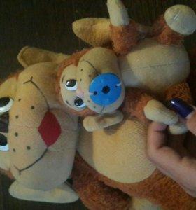 Игрушка для детей,обезьяна