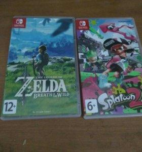 Nintendo switch обмен