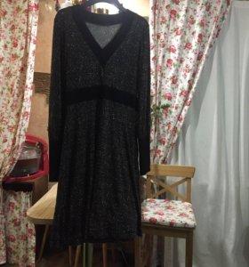 Платье итальянского бренда Peserico