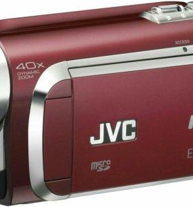 JVC everio GZ-MG330