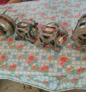 Электромотор на стиральную машину